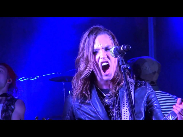 Halestorm - Straight Through The Heart (Dio Cover)
