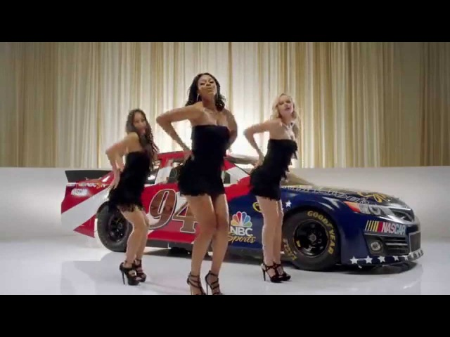 NASCAR NBC 2015 НА РУССКОМ