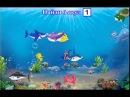 Игра подводый мир.Учим название подводных животних. Учим счет