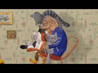 Семь кошек - Веселая карусель № 41 (мультфильм для детей) Союзмультфильм