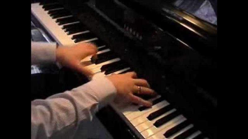 Carlos Gardel: Por Una Cabeza (Piano)