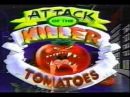 Attack of the Killer Tomatoes Intro Opening Theme 1990