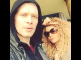 "Joseph Morgan on Instagram: ""Happy New Year from me and @misspersiawhite #BigSur"""