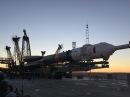 Байконур. Подготовка и запуск ракеты «Союз ТМА-19М» глазами очевидца