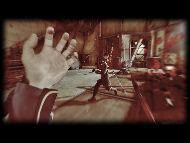 Dishonored Badass Stealth High Chaos (Kingsparrow Island)1080p60Fps