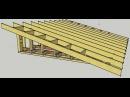 Skillion Roof erection Procedure