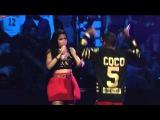 Nicki Minaj- Boss Ass Bitch &amp Yass Bish LIVE