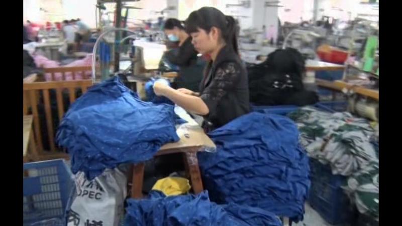 11 серия 22/05/2016,фабрику по пошиву нижнего белья.Что едят на обед работницы фабрики, как они отдыхают, каков ш