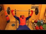 Прикол с Человеком-Пауком! Spider Man: день из жизни Человека-Паука