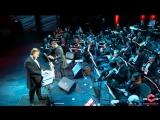 КИНО - Закрой за мной дверь, я ухожу (Юрий Каспарян и Президентский оркестр РБ) 16.10.14 Минск