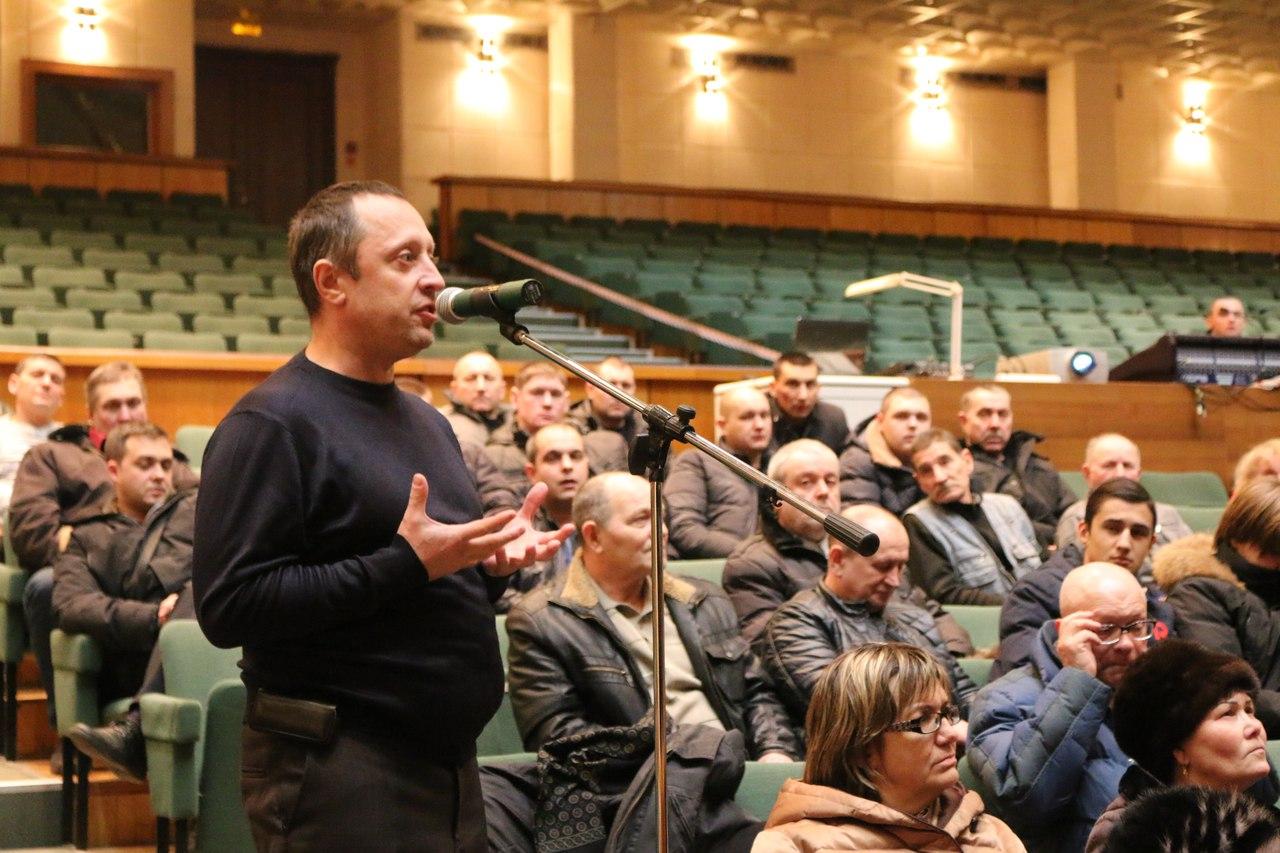 Отчет начальника ОМВД по району Выхино-Жулебино прошел в ГУУ