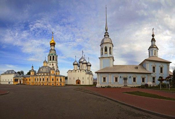 Сизьма-Вологда - Меридиан