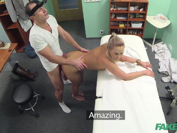 Fake Hospital E133- Sexy Patient Wants Check Up For Her Pussy
