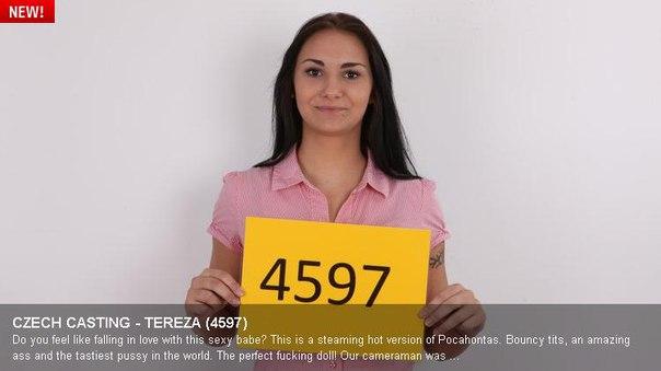 CzechCasting Tereza – 4597
