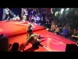Veronika Ninja - Zorra (Win) vs Alisa Mafia - Vogue Femme ( Baltic Session 2015)