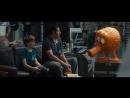 PIXELS Film Clip - Q Bert Cheeseball