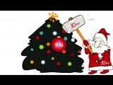 Новогоднее поздравление от JD.ru