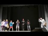 Gravity Falls cosplay (Гравитация упала и поднимается с колен)_HD