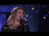 Келли Кларксон  Kelly Clarkson - Piece by Piece  02 03 2016 The Ellen DeGeneres Show шоу Эллен ДеДженерес.