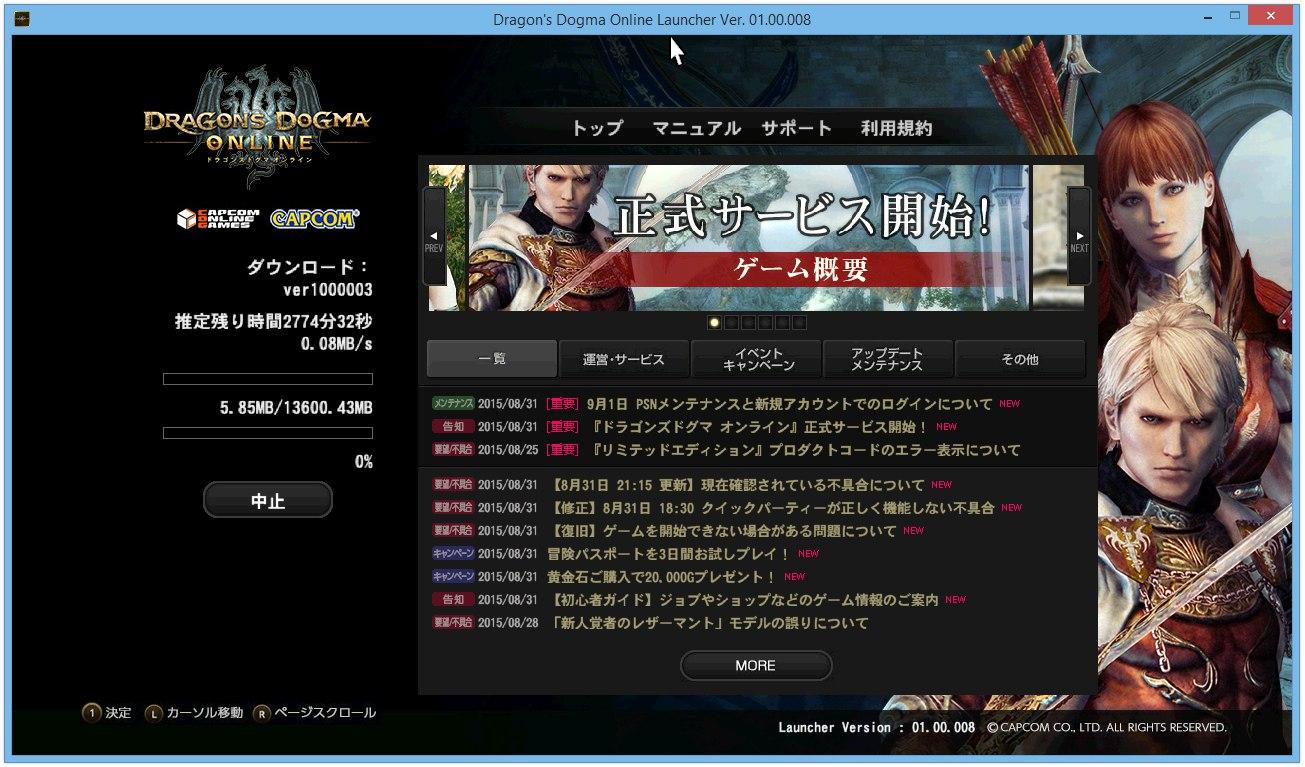 Dragon's Dogma Online, как поиграть ? Ответ здесь !