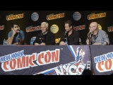THE X-FILES - New York Comic Con- Mulder  Scullys Relationship - FOX