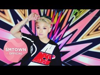F(AMBER) - SHAKE THAT BRASS (Feat. 태연 (SNSD)) MV