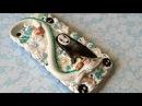 Spirited Away Decoden Phone Case