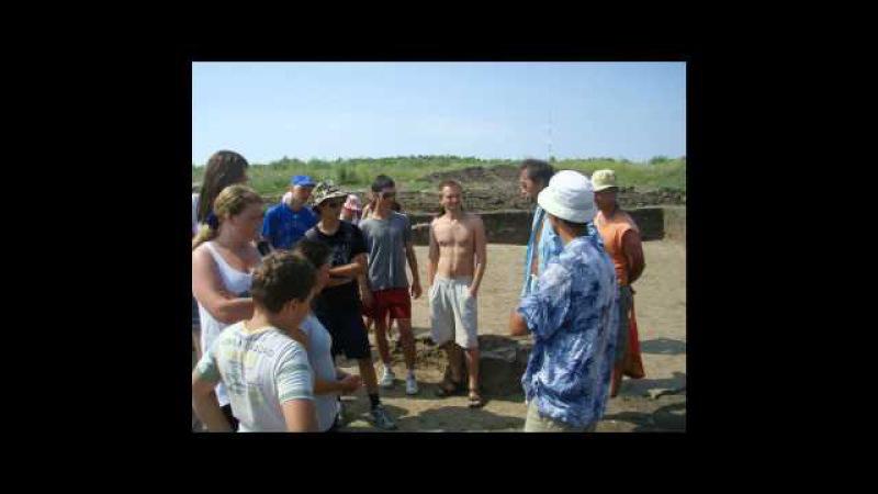 Экспедиция CREDO 2011