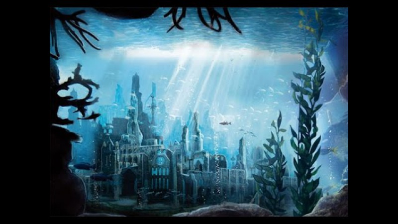 Атлантида - тайна затонувшей цивилизации