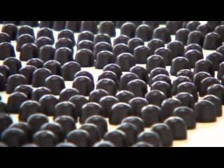 Производство конфет Белиссимо ТМ КОНТИ