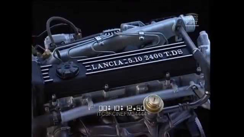 Lancia k (schede tecniche con infocenter) \ 1994 \ ita VV