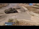 Бой глазами Евгения Поддубного. Сирийская армия пытается отбить пригороды Дамаска