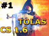 Contra Strike 1.6 #1 [нуб в игре]