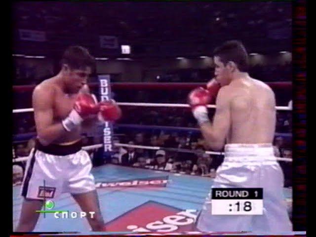 Live Вечер бокса Оскар Де Ла Хойя-Вильфредо Ривера(Вл.Гендлин ст)Oscar De La Hoya -Wilfredo Rivera live dtxth ,jrcf jcrfh lt kf