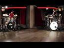 Gretsch Drums Frenzy vs The Beast Battle avec Nicolas Viccaro Yann Coste