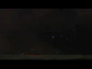 ЮРТВ Несколько десятков НЛО над Сочи! 6 июня 2015 23 47