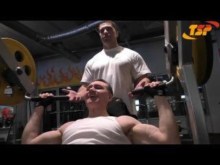 Сергей Шелестов тренирует Владимира Масленкина - пампинг дельт | Pro BB World