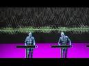 Kraftwerk 3D LIVE - Teatro dell'opera FIRENZE [unica data italiana 2015]