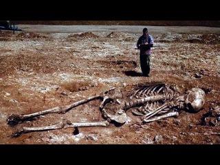 «Странное дело: Великаны. Пропавшая цивилизация» (31.08.2012)