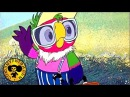 Возвращение блудного попугая - 3 серия Попугай Кеша   Советские мультфильмы для детей