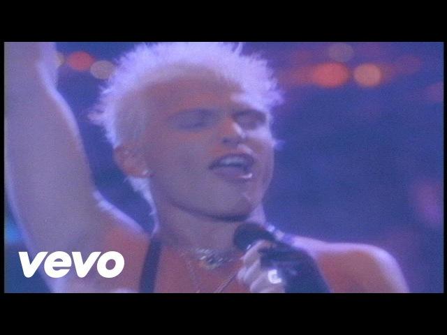 Billy Idol - Mony Mony (Live)