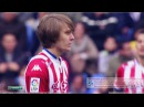 Alen Halilović vs Real Madrid Individual Highlights 2016 01 17