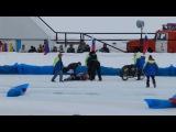 Падение Джимми Олсена в Уфе на чемпионате Европы  fall Jimmy Olsen in Ufa Europe chepmionate