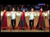Государственный академический русский народный хор имени М.Е. Пятницкого.