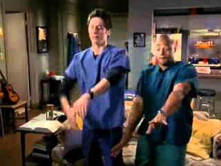 Клиника 6 сезон 11 серия. Танцы