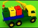 Развивающие мультики для малышей: Грузовик Тема и Контейнеровоз (мультфильм для детей про машинки)