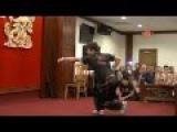 Martial Club Daniel Mah Andy Le Brian Le Chun Sheng Wang Tricking