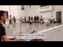 Lester Horton Technique Choreography by Kat Roman