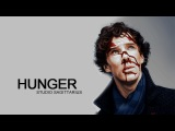 Sherlock BBC  HUNGER