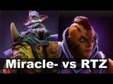 Miracle- vs Arteezy OG vs EG Amazing Major Dota 2